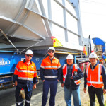 Transportation of Diverter MISC and Expansion Joint from Gresik to Torrens Island Adelaide